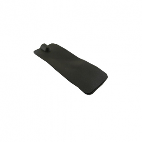 Electrodes rectangulaires silicone graphite 90x35mm